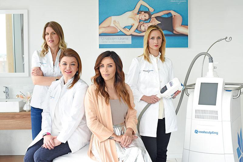 Lana Klingor Mihić među prvima je isprobala najnoviji tretman kojim se riješila viška kilograma nakon poroda