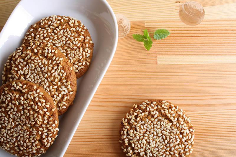 Čudo od keksića: Kolačići sa sezamom su bez glutena, veganski i paleo-friendly