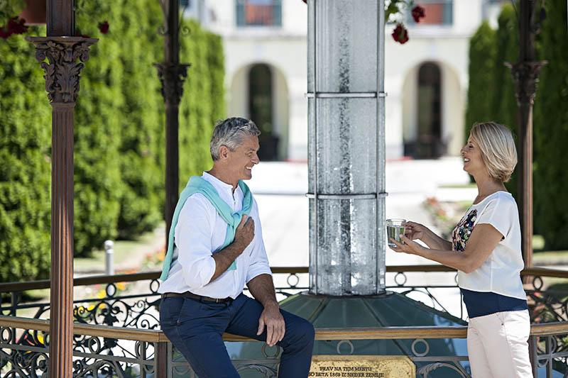 Terme Radenci: Otkrijte svu radost termalnih mjehurića usred zelenog parka pokraj Mure