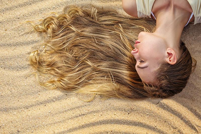 S.O.S. za tvoju kosu nakon ljeta: Pakung za oporavak kose s biljnim uljima