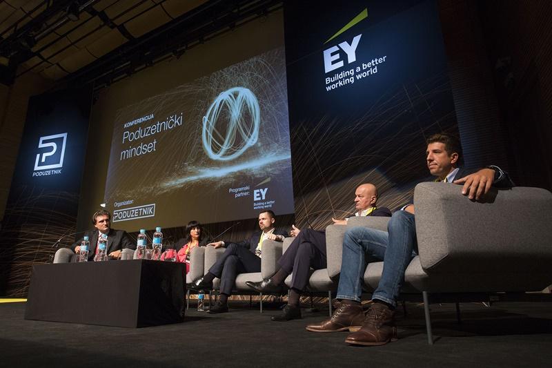 Za uspjeh u poduzetništvu važan je fokus na budućnost, poručuju sudionici konferencije Poduzetnički mindset