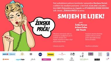 Željko Pervan, Arijana Čulina i Nik Titanik otvaraju sedmu sezonu
