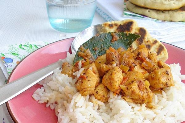Indijska piletina u domaćoj verziji