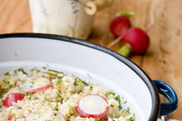 Bulgur salata