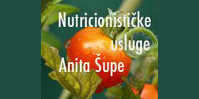 Nutricionističko savjetovalište Anite Šupe