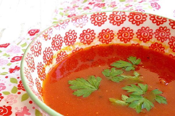 Dalmatinska juha od rajčica