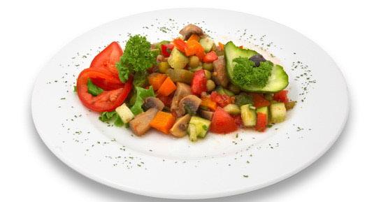 Nisam vegetarijanka, samo ne jedem meso!