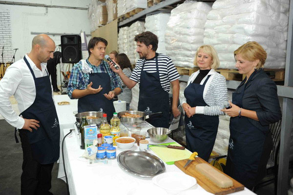 Mate Janković kuhao na prvom Festivalu soli