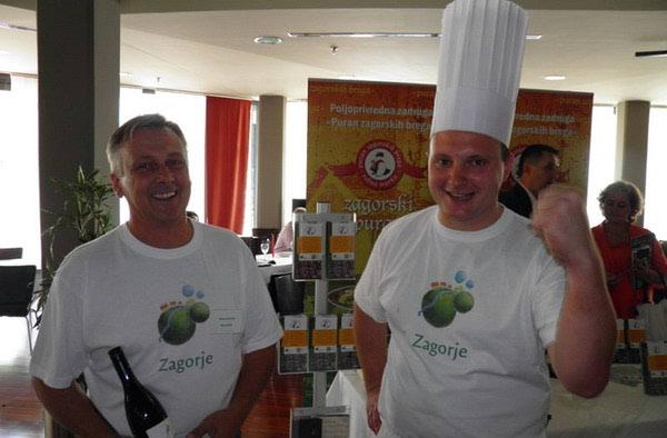 Uči od najboljih: Zagorski chef 2012.