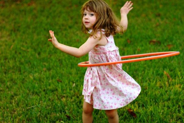 Hula hoop - zabavna strana vježbanja