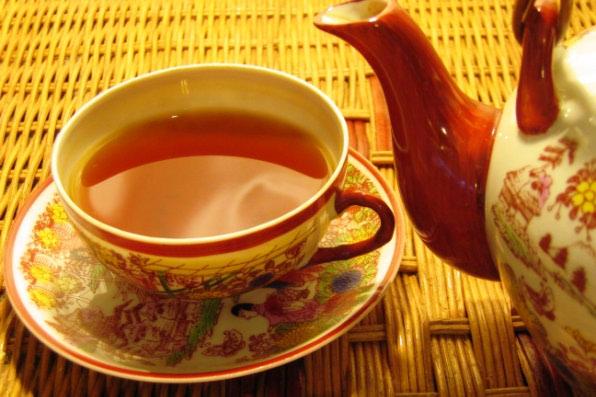 Šalica čaja - depresija, nesanica, anemija