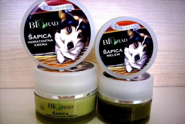 Šapica - prirodna kozmetika za kućne ljubimce