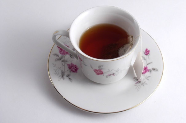 Šalica čaja - menstruacija i fibroadenom
