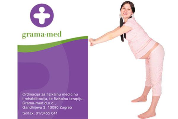 GRAMA-MED brine za tjelesnu aktivnost trudnica