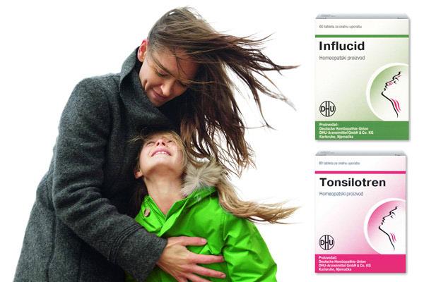 Homeopatska prirodna rješenja u sezoni prehlade i gripe