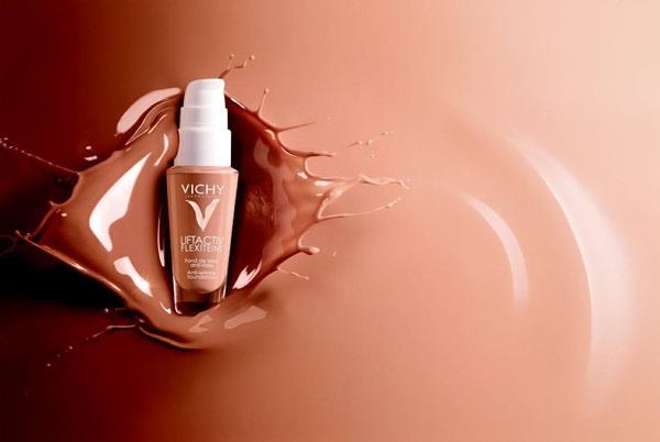 Vichy puderi - tek nijansa do idealne kože!