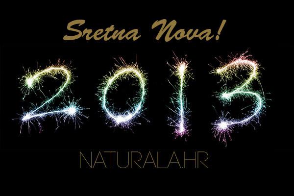 Sretna vam Nova 2013. godina!