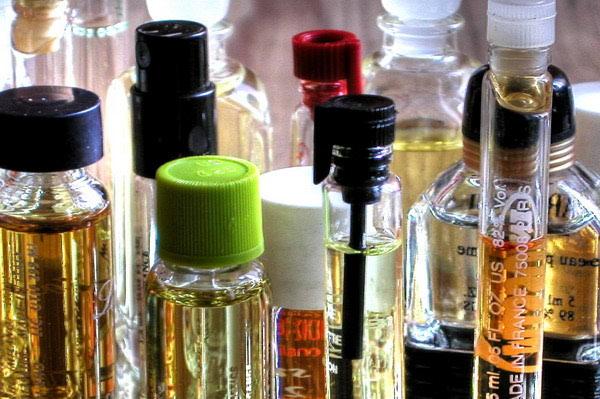 Oblikovanje mirisnog profila
