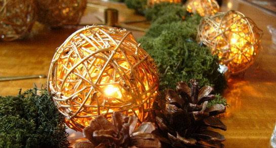 Božićne i novogodišnje dekoracije u vašem domu