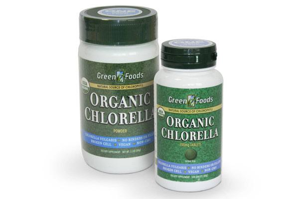 Detoksikacija i mršavljenje uz Chlorellu