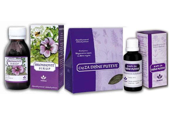 Ljekovitim biljem ublažite simptome kašlja