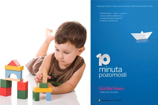 10 minuta pozornosti za sretno dijete