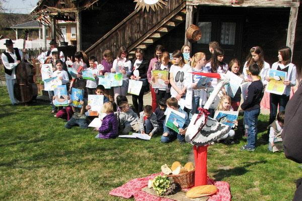 SOS Dječje selo dočekalo rode