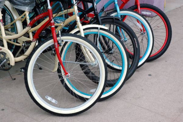 Dva kotača su dovoljna