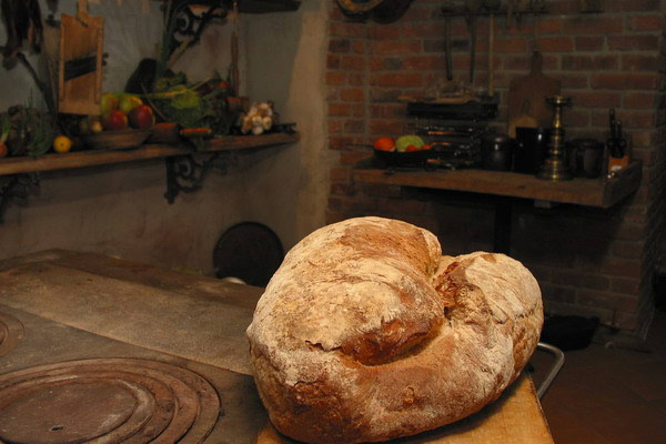 Domaći kruh Jamieja Olivera