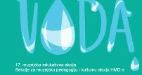 17. muzejska edukativna akcija VODA