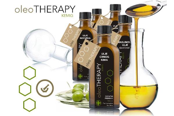 oleoTHERAPY Kemig - prirodna ulja za zdravlje i ljepotu