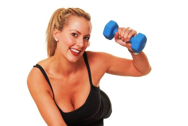 Vježbe za ljepša prsa
