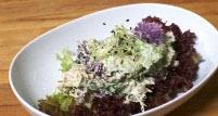 Video: Zdrava i zasitna vege Cezar salata