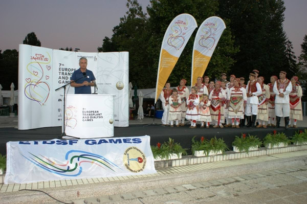 Otvorene 7. Europske igre transplatiranih i dijaliziranih