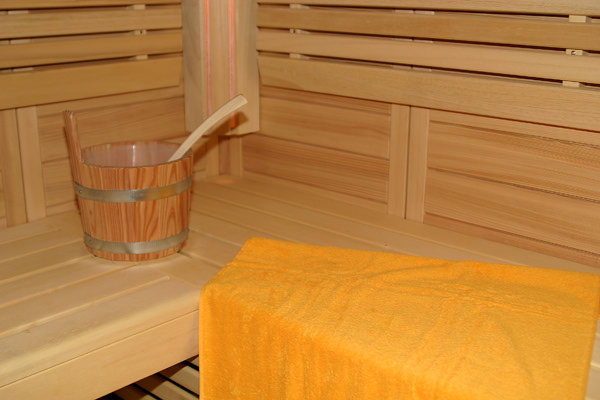 Sauna - odmor za tijelo