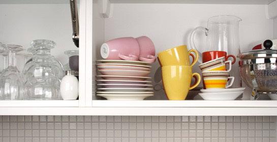 Stvorite prostor u kuhinji