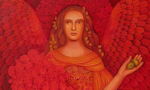 Jeliel – anđeo strasti