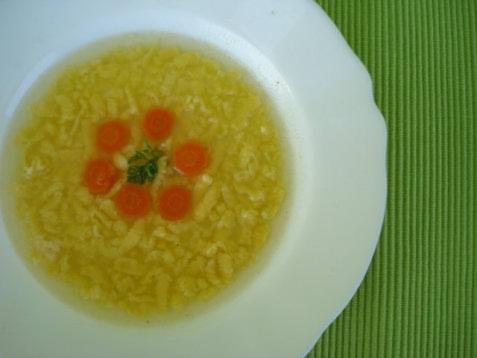 Pileća juha s taranom