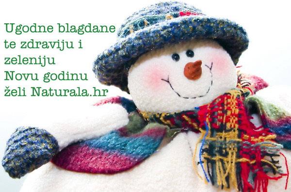 čestitke za novu godinu hr Čestitka   Naturala.hr čestitke za novu godinu hr