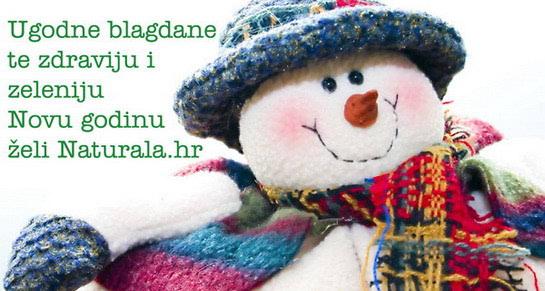 tekst za čestitke za božić i novu godinu Čestitka   Naturala.hr tekst za čestitke za božić i novu godinu