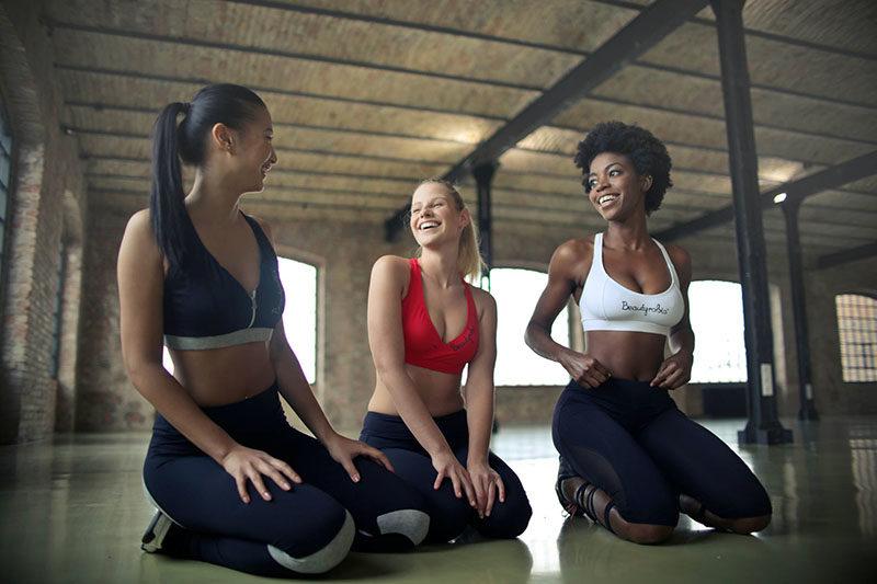 upoznavanje web mjesta za fitness