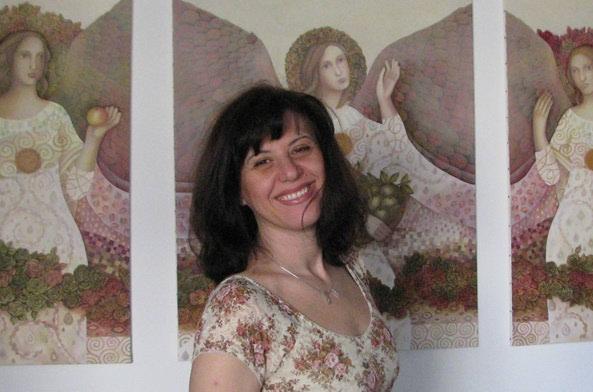 Web stranica za upoznavanje anđela