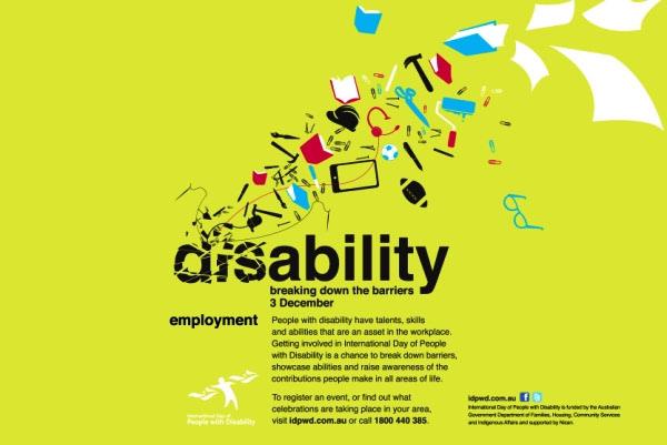 web stranice za osobe s invaliditetom Australija