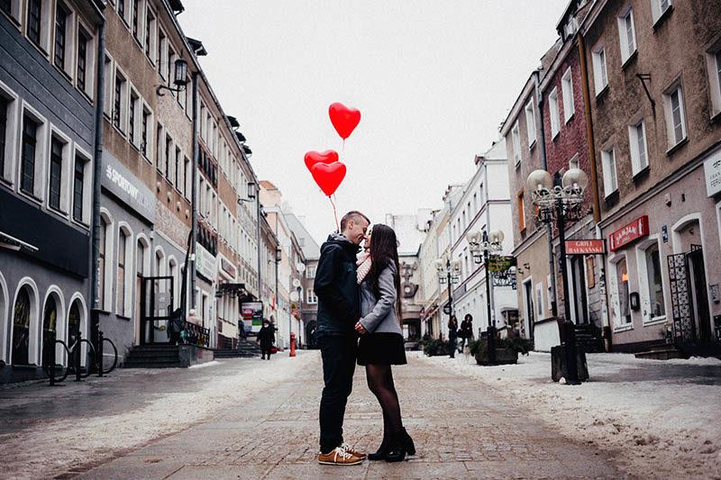 Upoznavanje ideja za dan zaljubljenih