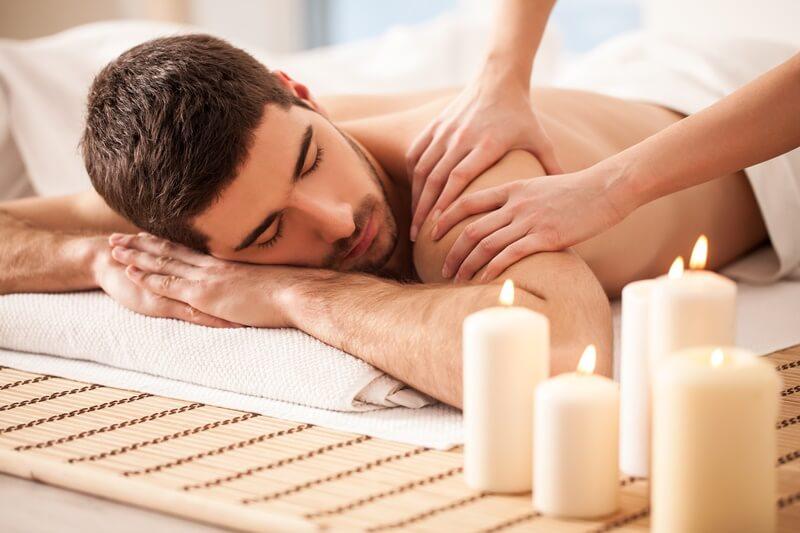 Opuštajuća masaža rijeka